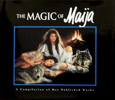 The Magic of Maija Book- New Shrink Wrapped- 64 Pages of her Work in Color