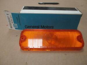 64 Chevelle Malibu El Camino NOS Parking Light Lens  GM 5954926