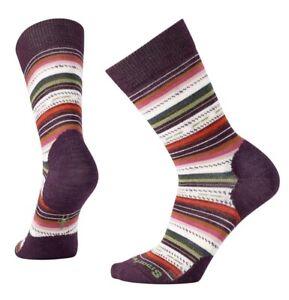 Brand New Women's Smartwool Margarita Crew Socks Sz Medium $21.95 Value