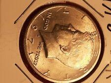 1971 D Kennedy HALF Dollar Strike Doubling Reverse