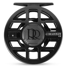 NEW 2016 ROSS CIMARRON II 3/4 FLY REEL BLACK MADE IN USA FREE DOMESTIC SHIPPING