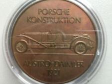 Automobil Medaillen Aus Bronze Günstig Kaufen Ebay