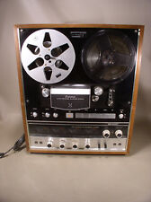 Sansui SD-5050 reel to reel 4 track tape recorder
