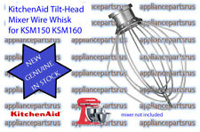KitchenAid Wire Whisk for Tilt Head Mixers KSM150 KSM160 - K45WW - NEW - GENUINE