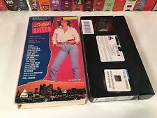 * The City Killer Rare 80's TV Movie Thriller VHS 1984 Heather Locklear Prism