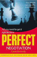 Perfect Negotiation,Kennedy, Gavin,New Book mon0000052847