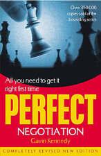 Perfect Negotiation,Kennedy, Gavin,New Book mon0000052847