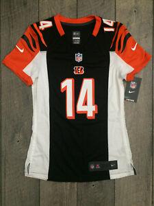 Nike Cincinnati Bengals Andy Dalton On Field Jersey Women's Size XS NWT $100.00
