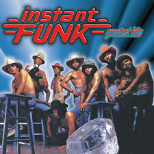 Instant Funk ‎– Greatest Hits   New cd  Canada Import