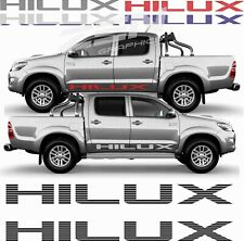 Toyota Hilux lower side decals stickers stripes MK 7 & 8 AN101 AN20 AN120 AN130