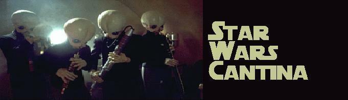 Star Wars Cantina