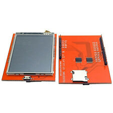 "2.4"" TFT LCD Display Shield Touch Panel Module 240×320 For Arduino UNO/"