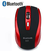 Wireless Mini Bluetooth3.0 6D 2400DPI Optical Gaming Mouse Mice For Laptop PC UK