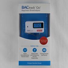 Supreme Bactrack Go Keychain Breathalyzer Ss18 Bac Track Printed Box Logo White