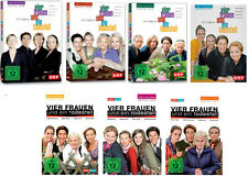 14 DVDs * VIER FRAUEN UND EIN TODESFALL - STAFFEL 1 - 7 IM SET # NEU OVP %
