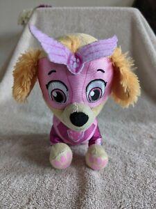 Skye - Paw Patrol  Mighty Pup Plush