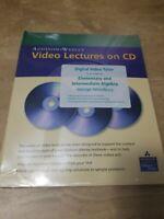 Digital Video  Tutor for Elementary & Intermediate Algebra Woodbury, George
