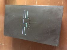 Sony PlayStation 2 Black Console (SCPH-10000) NTSC-J JAPAN