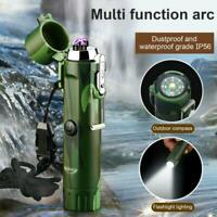 Keychain Convenient Multifunctional Waterproof Lighter Outdoor Lighter Keychain