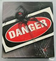 2006 Deadly and Dangerous – Red-Back Spider 1oz Silver Proof Coin