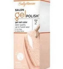 Sally Hansen SALON GEL Nail Polish ▪Karat Cake 101▪ Mirror Shine *LTD EDITION