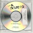 (390D) The Debretts, Rage / Turn the Lights On - DJ CD