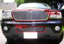 Fits 2003-2005 Lincoln Aviator Billet Grille Combo