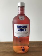 ABSOLUT VODKA UNIQUE # 50 990 * LIMITED EDITION 2012 * 700 ML NEW & SEALED *