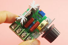 2000W SCR Dimmer 110V AC Voltage Regulator Heater 1000W 25A Fan Speed Control
