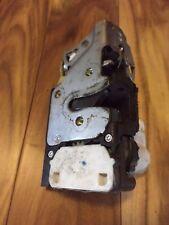 2002 - 2009 CHEVROLET TRAILBLAZER & SAAB 9-7x RIGHT FRONT DOOR LATCH & ACTUATOR