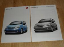 CITROEN C3 brochure 2003-L LX SX Exclusive - 1.1 1.4 1.6 16 V 1.4 HDI