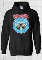 Aerosmith As Worn by Garth Waynes Men Women Unisex Top Hoodie Sweatshirt 2239