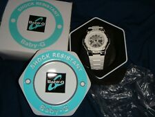 Casio BABY G (G-shock Watch) White BGA-110-7BCU