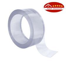 Aylo PVC Streifen Streifenvorhang Lamellen 200 - 300 mm Transparent