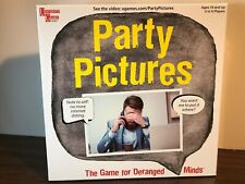 New Sealed Party Pictures  The Game for Deranged Minds University Games