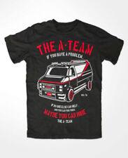 Markenlose Kult Herren-T-Shirts mit Rundhals-Ausschnitt