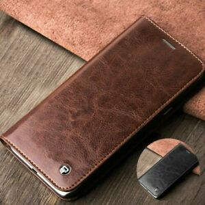 Huawei Mate 10 Pro Leather Pouch Case Cover Real Leather Mobile Phone Flip