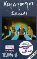 Kajagoogoo .. Islands. Import Cassette Tape