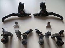Dia Compe XCE Short Stop Brake Levers & Cantilever brakes Retro / Vintage (1131)