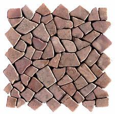 1 qm = 11 Matten M-002 Bad-Fliesen Marmormosaik - Lager Stein-mosaik Herne NRW -