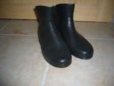 bottes boots de pluie caoutchouc Aigle P39 bleues