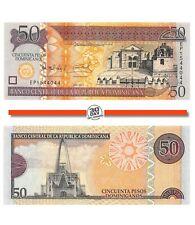 Dominicana 50 Pesos 2011 Unc pn 183a