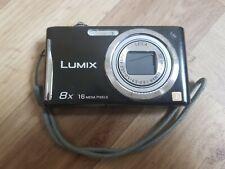 Panasonic LUMIX DMC-FS35/DMC-FH25 16.1MP Digital Camera - Black