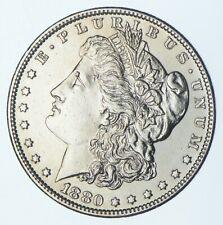 RARE - 1880-O Morgan Silver Dollar - Very TOUGH - High Redbook *974