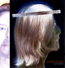 DAVID BOWIE all saints (collected instrumentals 1977-1999) (CD compilation) IDM
