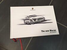 Porsche Macan 2013 Sales Brochure new ,Life Intensified.