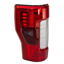 OEM NEW 2017-2018 Ford Super Duty Tail Lamp Light LH Driver LED with Blind Spot