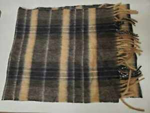 Joseph Abboud Cashmere Scarf Joseph Abboud Brown Tan Unisex NWT Germany