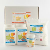 KIT MARSIGLIA + PERCARBONATO +ACIDO CITRICO eco detersivo lavatrice Eco Cleaning