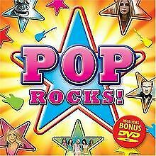 Pop Rocks [CD/Dvd] von Various | CD | Zustand sehr gut